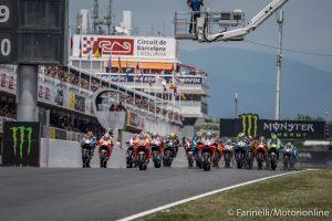MotoGP | Gp Barcellona: Gli orari TV di Sky Sport MotoGP e TV8