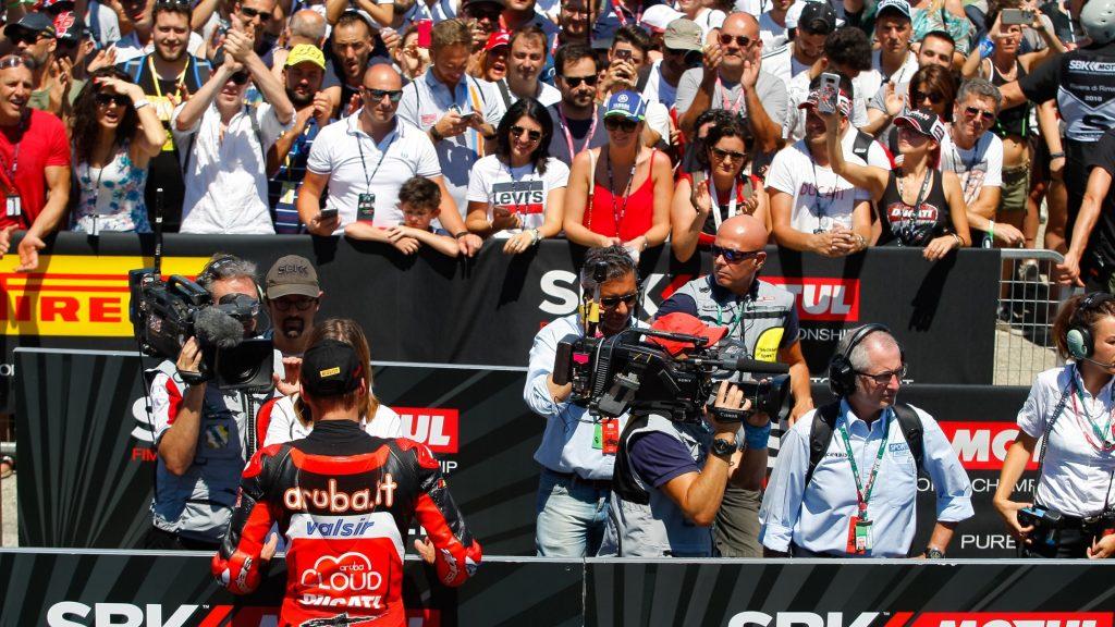 Superbike | Round Misano: tutti gli orari del fine settimana