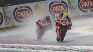 Superbike | Round Misano, Gara1: Bautista soddisfatto della sua prima cosa sul bagnato