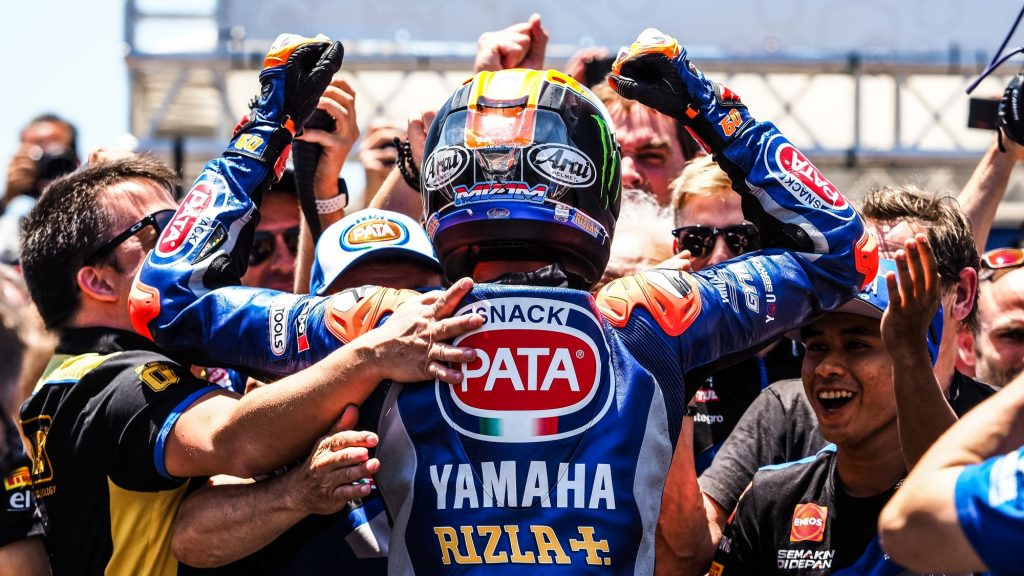 "Superbike | Round Jerez, Gara2: ""incredibile"" vittoria per Van der Mark"