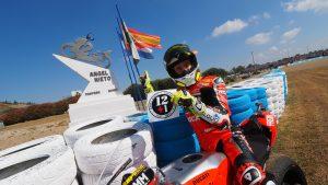Superbike | Round Jerez, Tissot-Superpole Race: Bautista vince e omaggia Nieto