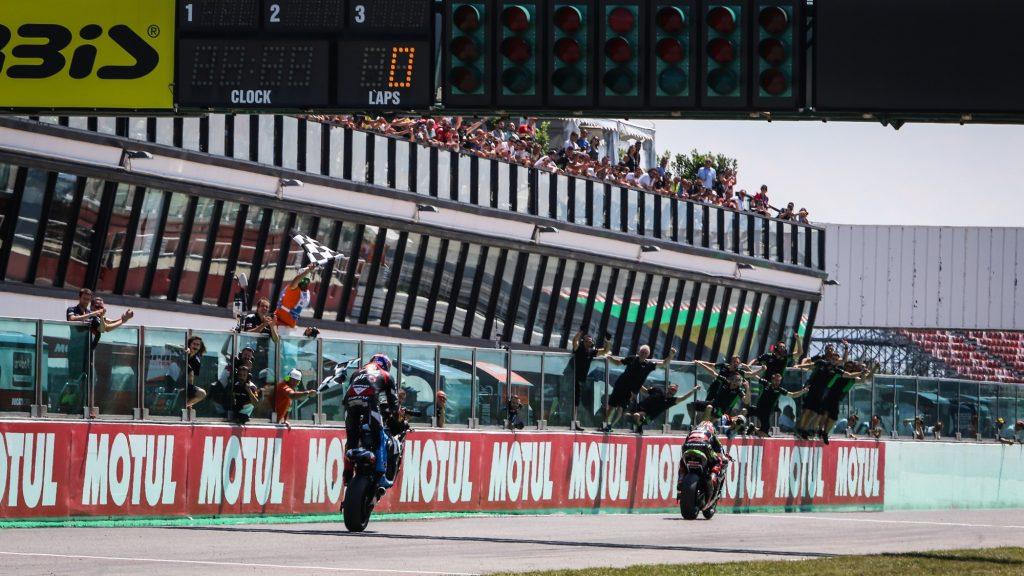 Superbike | Round Misano, Gara2: Rea vince ancora e riapre il Campionato