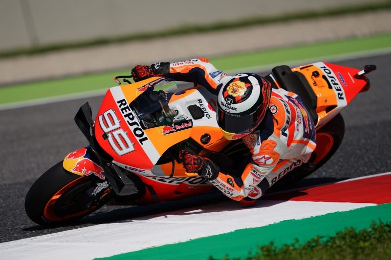 Moto GP, Marquez punge Lorenzo: