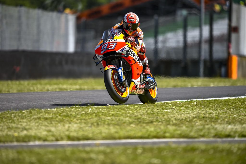 "MotoGP | Gp Mugello Gara: Marquez, ""Ho vinto contro Dovizioso, non ho perso contro Petrucci"" [VIDEO]"