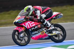 Moto3 | Gp Assen FP3: Arbolino è il più veloce