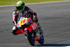 """Moto3   GP Mugello Qualifiche: Arbolino, """"Ho avuto la calma per aggiustare le cose"""""""