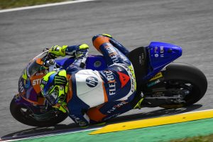 "Moto2 | GP Barcellona Gara: Baldassarri, ""Domenica complicata"""