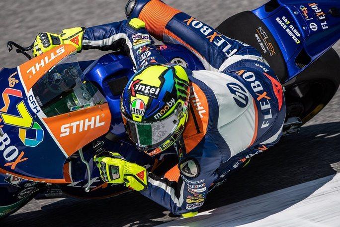 "Moto2 | Gp Assen Warm Up: Comanda Baldassarri, ""Diggia"" è sesto"