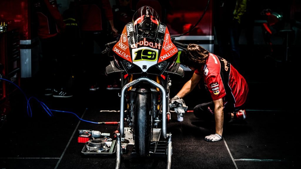 Superbike | Bautista ha corso in condizioni non perfette a Imola