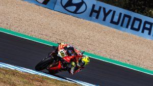 Superbike | Round Jerez, FP2: Alvaro Bautista sale al comando