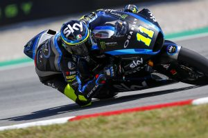 """Moto2   GP Barcellona Qualifiche: Bulega, """"Non mi aspettavo questo step in avanti"""""""