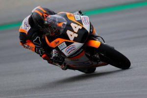 Moto3   Gp Barcellona FP3: Canet precede Antonelli, Fenati costretto alla Q1