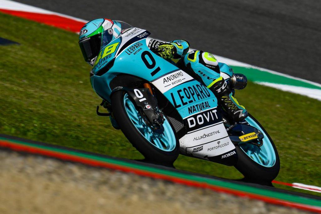 Moto3: Libere a Suzuki, 2° Zannoni, 3° Arbolino