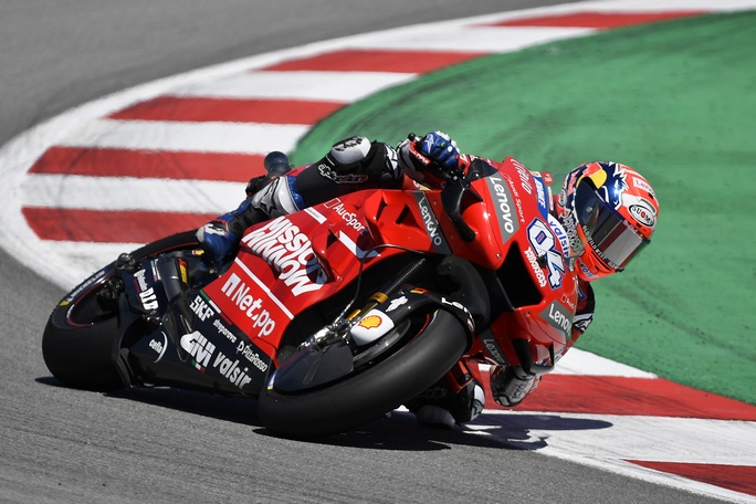 """MotoGP   Test Barcellona: Andrea Dovizioso, """"È stato un test positivo"""""""