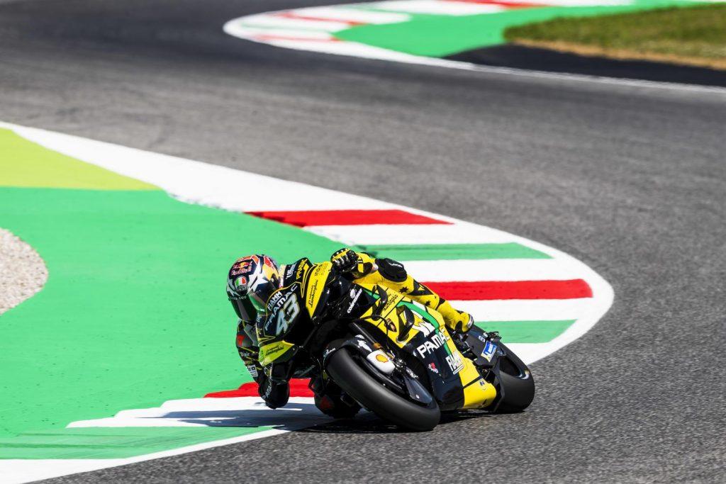 "MotoGP | Gp Mugello Gara: Jack Miller, ""Feeling buono, ma purtroppo sono caduto"""