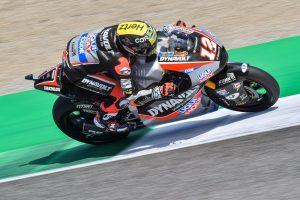 Moto2 | Gp Barcellona FP1: Luthi il più veloce, Baldassarri decimo