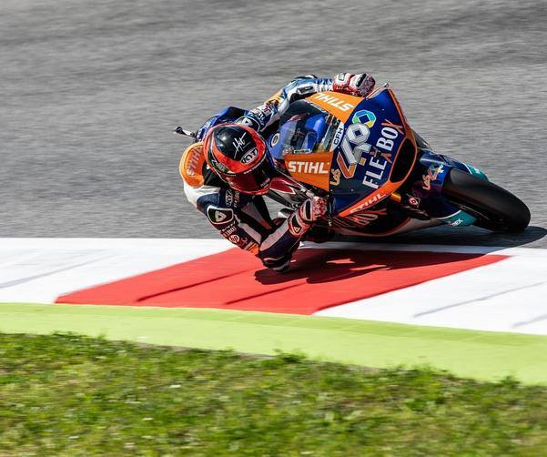 Moto2 | Gp Barcellona Qualifiche: Prima pole in carriera per Fernandez, bene Di Giannantonio