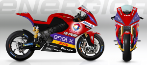 MotoE | Tech3: presenta la livrea della moto che prenderà parte al campionato elettrico