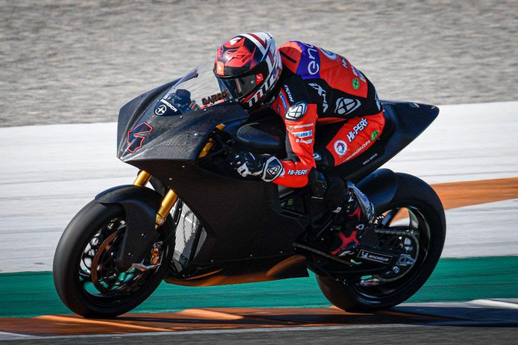 MotoE | Test Valencia Day 1: Garzo il più veloce