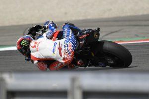 """MotoGP   Gp Assen Gara: Bagnaia, """"Oggi l'importante era finire la gara"""""""