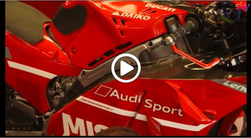 MotoGP | Gp Assen: Le novità della Ducati [VIDEO]
