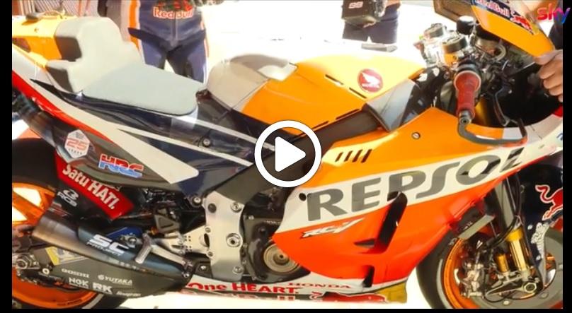 MotoGP | Gp Assen: Le novità della Honda [VIDEO]
