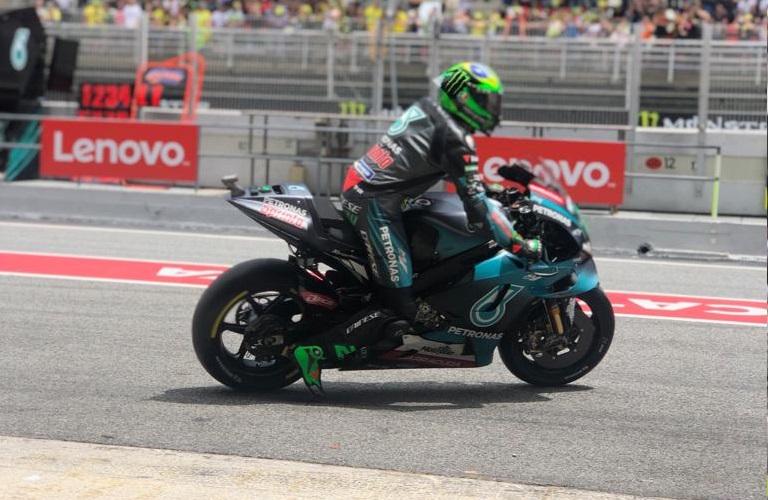"""MotoGP   Gp Barcellona Day 1: Franco Morbidelli, """"È stata una buona giornata"""""""