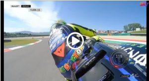 MotoGP | Gp Mugello: L'errore che è costato l'accesso in Q2 a Valentino Rossi [VIDEO]