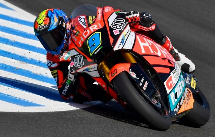 "Moto2 | Gp Barcellona FP3: Doppietta Speed Up con Navarro e ""Diggia"""