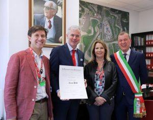 MotoGP | Il Direttore dell'Autodromo del Mugello premiato dal presidente Mattarella