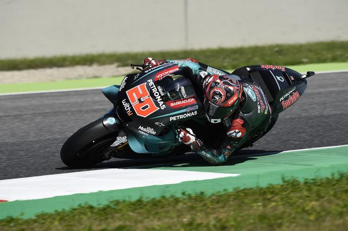 MotoGP | Gp Barcellona FP2: Quartararo davanti a Dovizioso, Rossi è settimo