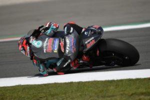 MotoGP | Gp Assen FP3: Quartararo al Top con record, Rossi in Q1