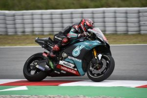 MotoGP | Gp Barcellona FP4: Quartararo al comando, Rossi è settimo