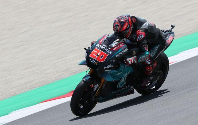 MotoGP | Gp Mugello FP4: Yamaha al vertice con Quartararo e Vinales, Rossi indietro