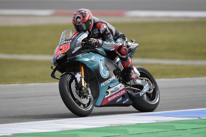 MotoGP | Gp Assen FP4: Quartararo si conferma al comando