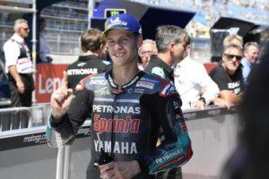 "MotoGP | Gp Assen Gara: Fabio Quartararo, ""Grande podio"" [VIDEO]"