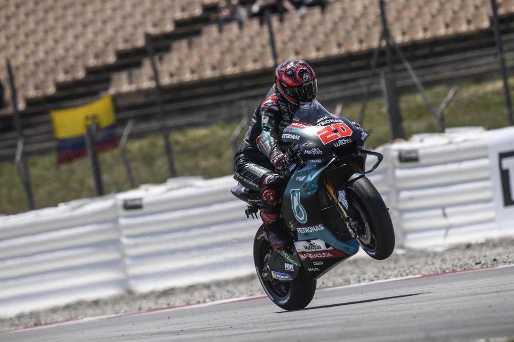 "MotoGP | Gp Barcellona Gara: Fabio Quartararo, ""Sensazione indescrivibile"""