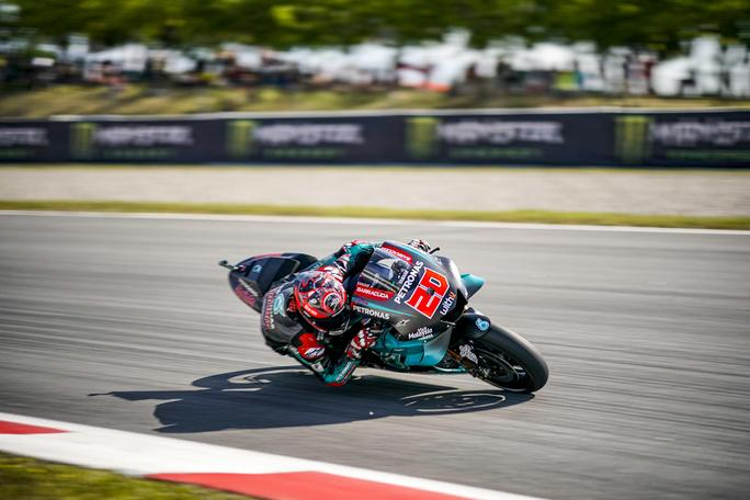 MotoGP | Gp Barcellona Warm Up: Quartararo si conferma al Top