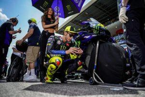 """MotoGP   Gp Barcellona: Valentino Rossi, """"Sarà un weekend impegnativo"""""""