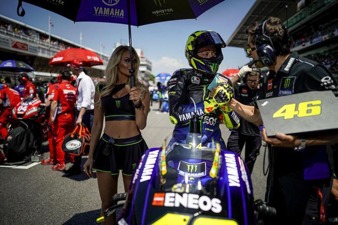 """MotoGP   Gp Assen: Valentino Rossi, """"Lavoreremo sodo per stare nelle prime posizioni"""""""