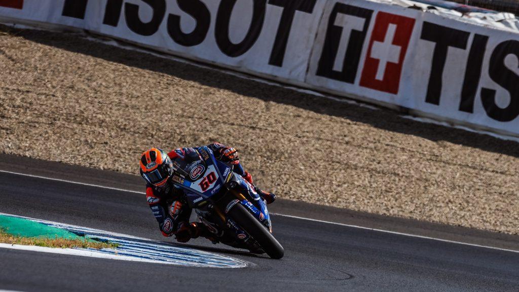 Superbike | Round Jerez, FP1: acuto di Michael Van der Mark