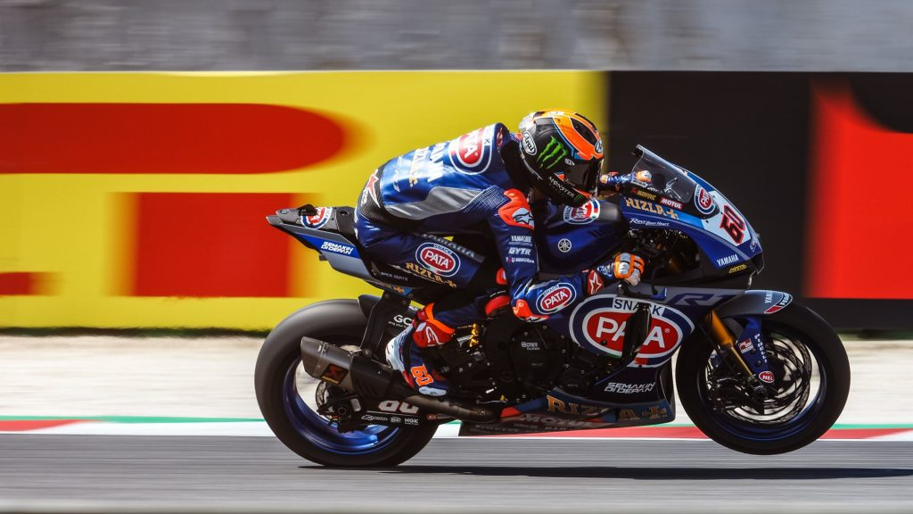 Superbike | Round Misano, FP2: Van der Mark primo con brivido