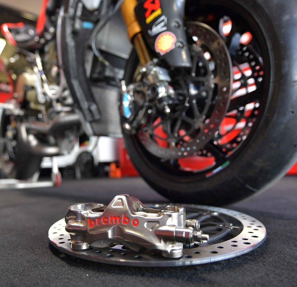 Superbike | Round Laguna Seca: il punto di Brembo