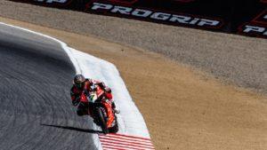 Superbike | Round Laguna Seca, FP2: Davies a sorpresa segna il miglior crono
