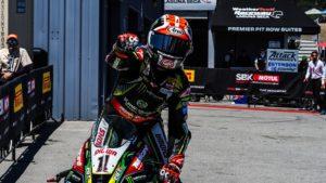 Superbike | Round Laguna Seca, Gara1: Rea sempre più leader