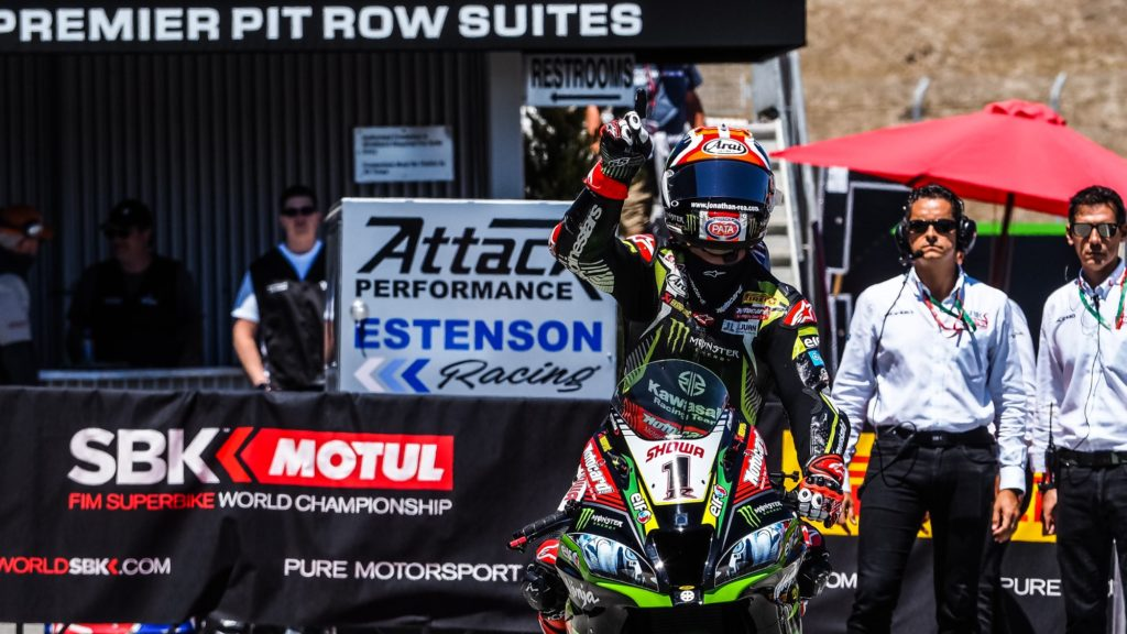 Superbike | Round Laguna Seca, Gara1: Rea vince e vola in classifica