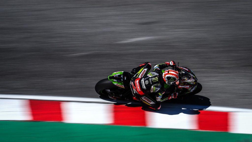Superbike | Round Laguna Seca, Gara2: Jonathan Rea non ha voluto prendere rischi