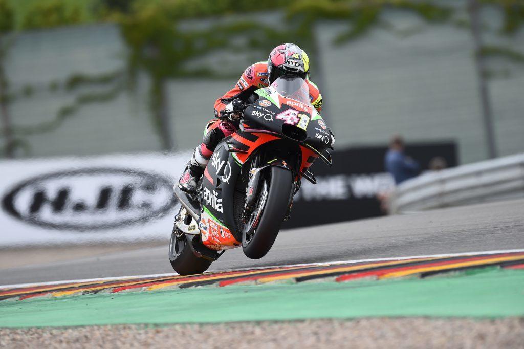 "MotoGP | Gp Germania Qualifiche: A.Espargarò, ""Week-end migliore rispetto ad Assen"""