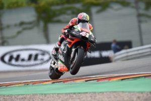 "MotoGP   Gp Germania Qualifiche: A.Espargarò, ""Week-end migliore rispetto ad Assen"""