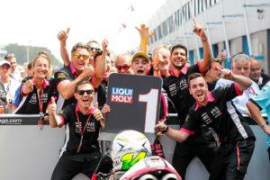 "Moto3 | GP Assen Gara: Arbolino, ""Ringrazio tutta la squadra"""
